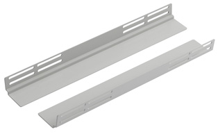 Usystems 4210 800mm Deep Chassis Runners - for 1200mm Deep cabinets