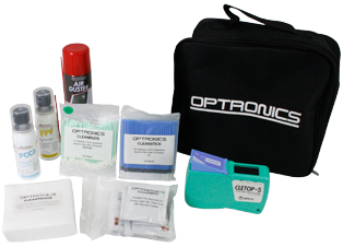 Fibre Optic Cleaning Kit 2
