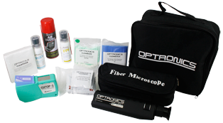 Fibre Optic Cleaning Kit 3