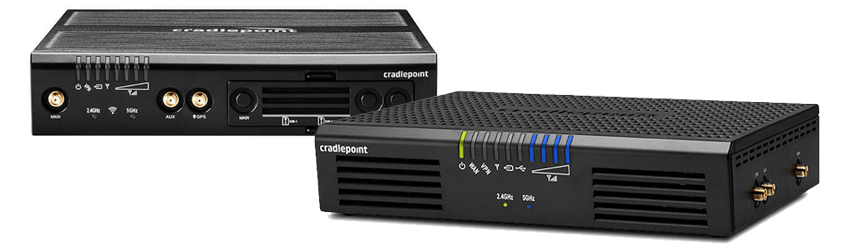 Cradlepoint Branch Routers