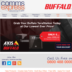Our Lowest Ever Price on Buffalo TeraStation  Grab Your