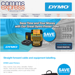 Save Time and Money with This DYMO Printer Offer Whilst