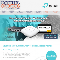 Claim Your Free Voucher with TPLINK Now Including Acces
