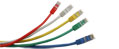 SHIELDED Cat5e RJ45 Patch Leads