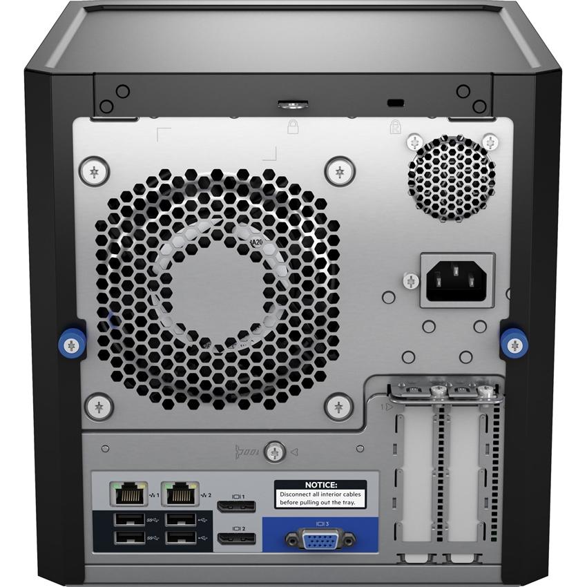 HPE ProLiant P04923-421 MicroServer Gen10 3 4GHz X3421 AMD Opteron 200W
