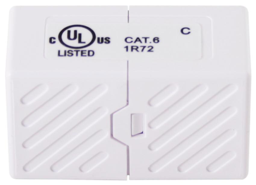 cat6 rj45 utp inline coupler