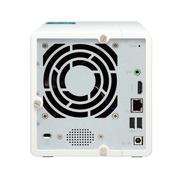QNAP TS-351-2G 3-Bay 2GB RAM Network Storage Enclosure