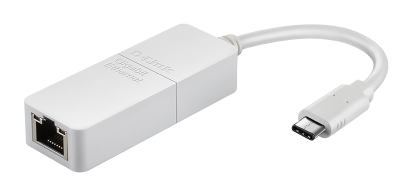 D-Link D-Link DUB-E130 USB-C to Gigabit Ethernet Adapter