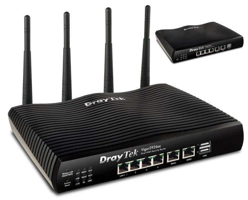 DrayTek Vigor 2926n WiFi Router