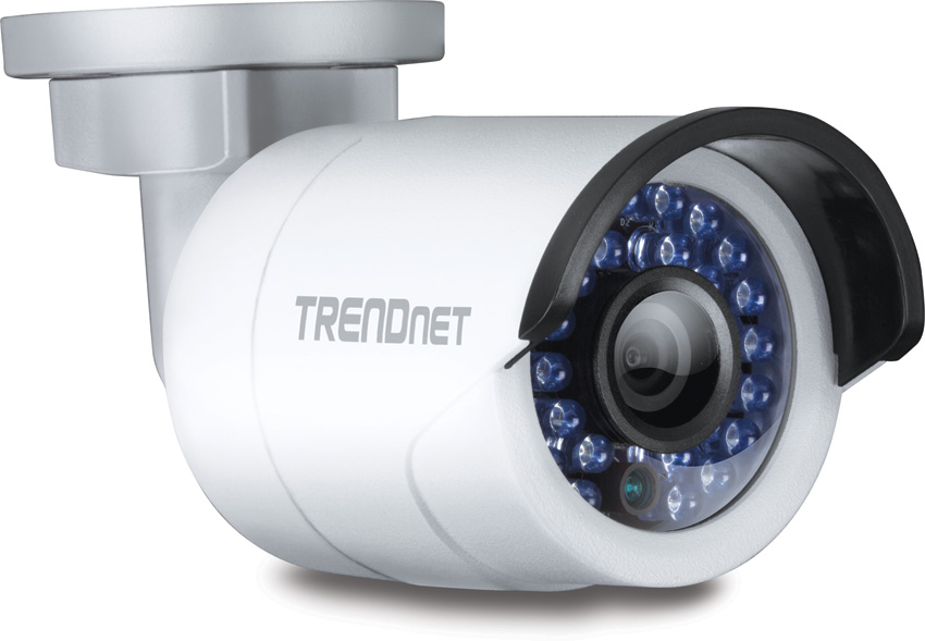 TRENDnet TV-IP320PI Network Camera Outdoor 1.3MP HD PoE IR