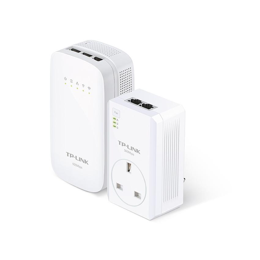 TP-Link AV500 Powerline ac Wi-Fi Kit TL-WPA4530 KIT