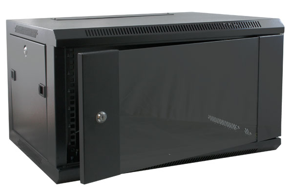 DataCel 9u 500mm Deep Data Cabinet/Rack - Wall Mou... | Comms Express