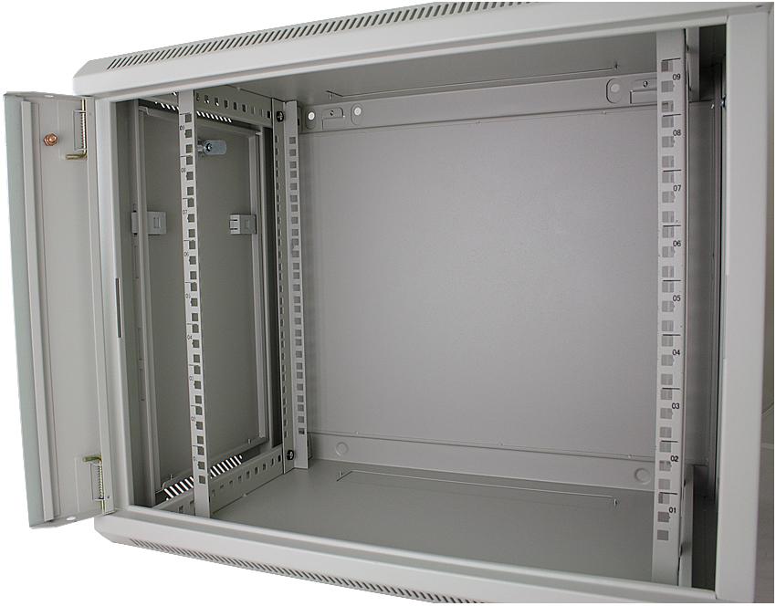 Datacel 9u Wall Mounted Data Cabinet Data Rack 390mm Deep