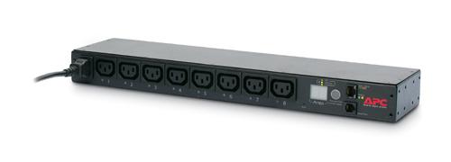 APC Rack PDU Switched 1U 12A/208V 10A/230V 8C13