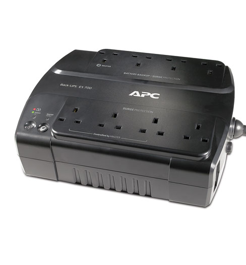 APC BE700G-UK Back-UPS 700VA
