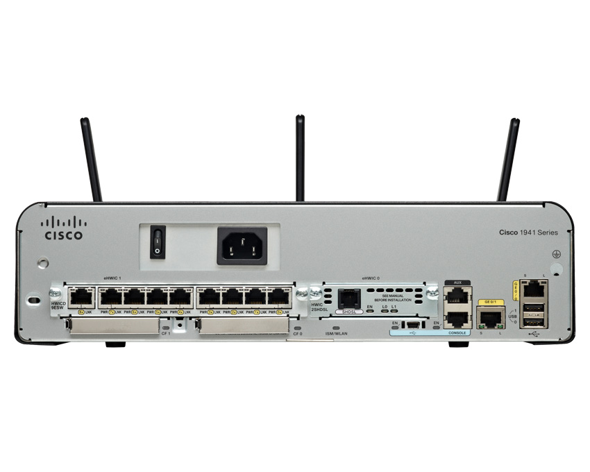 CISCO CISCO1941W-A/K9 1941W Integrated Services Router | Comms Express
