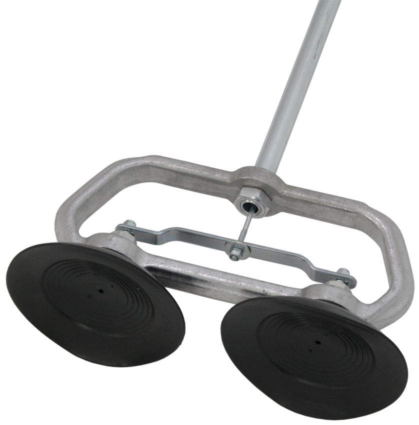 Vertical Long Handled Twin Suction Panelfloor Tile Comms Express