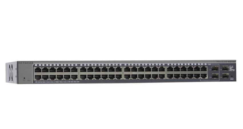 Netgear GS748Tv5 48-Port Gigabit Smart ProSafe Switch | Comms Express