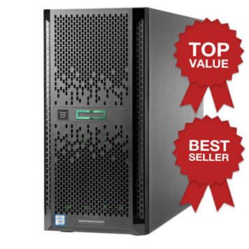 HP 834613-035 E ProLiant ML150 Gen9 E5-2620v4 8GB H240 550W Hot Plu