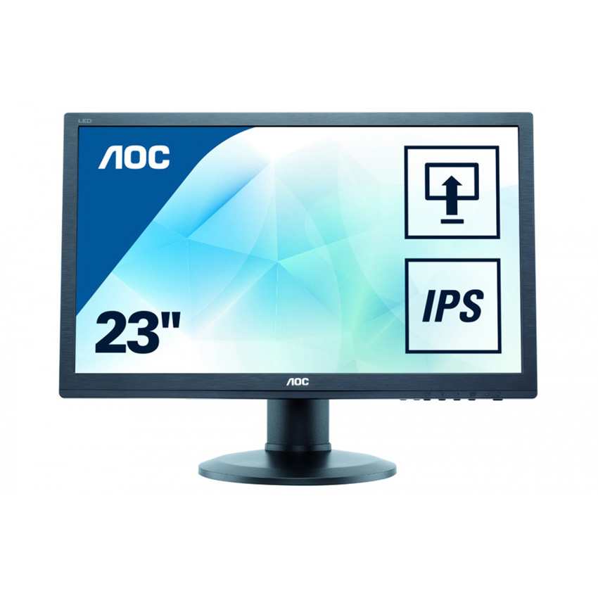 how to change aoc output monitor
