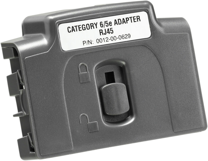 Ideal Networks Category 5e/6 RJ45 Channel Adapter (Single)