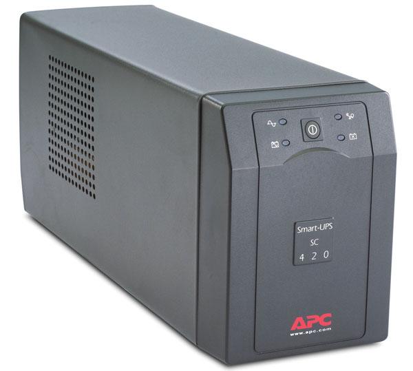Apc smart-ups sc 420620.
