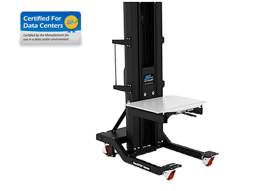 Server Lift Server Lifter - Manual Crank (160 kg Ca    | Comms Express