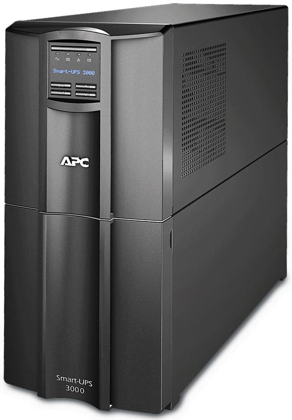 Apc Smt3000ic Smart Ups 3000va Lcd 120v With Smartc