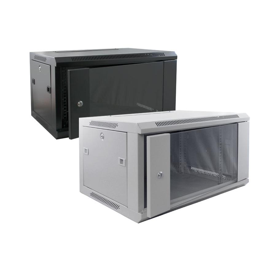 DataCel 12u 500mm Deep Data Cabinet/Rack - Wall Mo