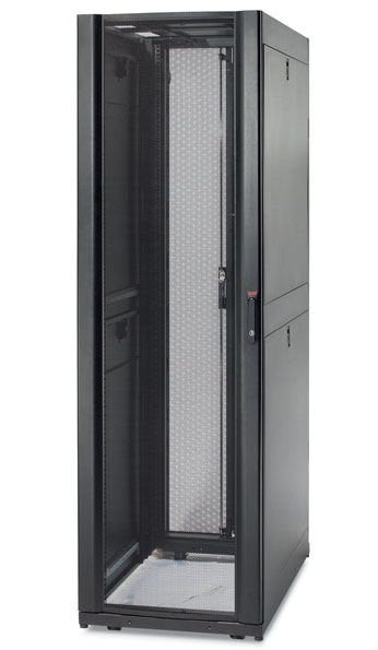 48U APC 600mm Wide x 1070mm Deep NetShelter SX Enclosure