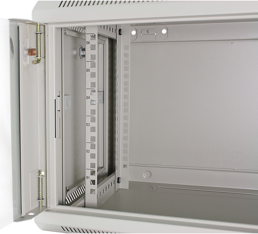 Datacel 6u Wall Mounted Data Cabinet Data Rack 390mm Deep
