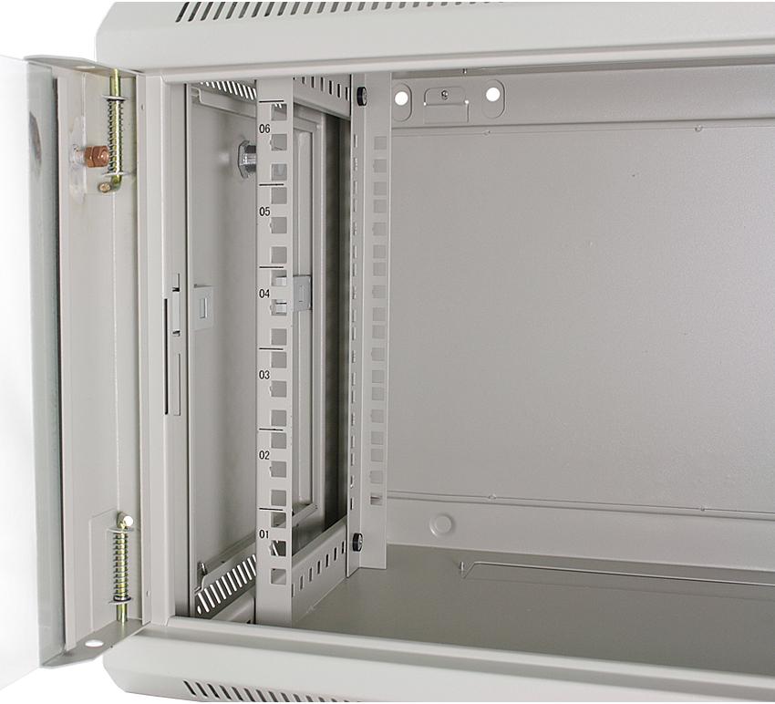 Datacel 6u Wall Mounted Data Cabinet Data Rack 390mm Deep