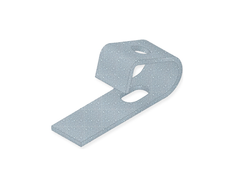 Unistrut Beam Clamp / Purlin Clip M10 Zinc Plated Type Z10, Pack of 10
