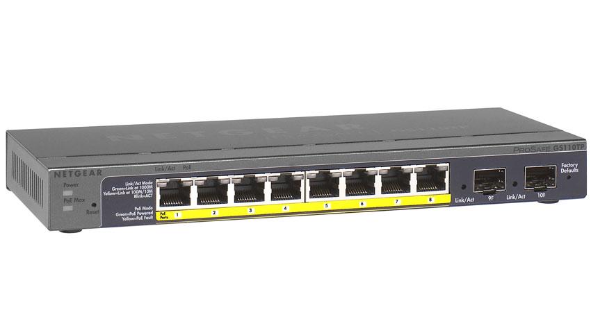 Netgear GS110TP