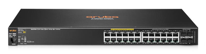 Aruba 2530-24G-PoE+ Switch J9773A