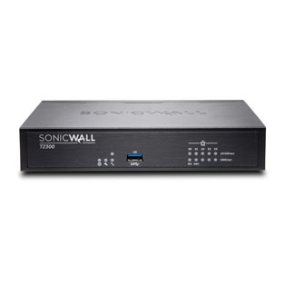 SONICWALL TZ350 with 1-year TotalSecure Advanced Edition