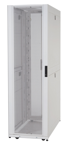 APC NetShelter SX 42U 600mm Wide x 1070mm Deep Enclosure with Sides Grey RAL 7035