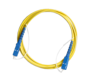 Fluke Networks Fiber OneShot Pro 2m Length Patch Cord UPC to UPC
