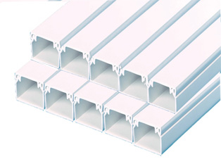 16 x 16mm PVC Trunking (10 x 3mts)