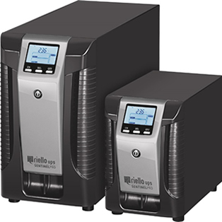 Riello 3000VA Sentinal Pro Online UPS with extra charger