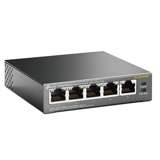 -Link TL-SG1008P 8-Port Gigabit Desktop Switch