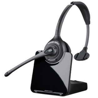 Plantronics CS510, Over the Head, Monaural
