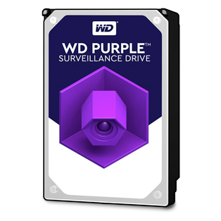 WD WD81PURZ Purple 8TB Internal HDD - 3.5 SATA 6Gb/s