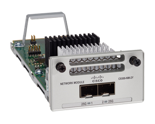 Cisco Catalyst 9300 2 x 25G Network Module