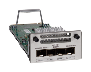Cisco Catalyst 9300 4 x 1GE Network Module