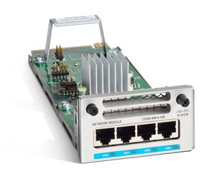 Cisco Catalyst 9300 4 x mGig Network Module