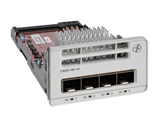 Cisco Catalyst 9200 4 x 10GE Network Module