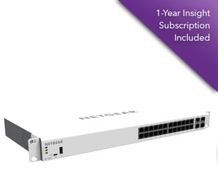 Netgear GC728X-100EUS Insight Managed 28-port 1G Smart Cloud Switch