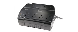 APC Power-Saving Back-UPS 550, 230V BS1363
