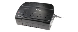 APC Power-Saving Back-UPS 700VA, 230V, BS1363